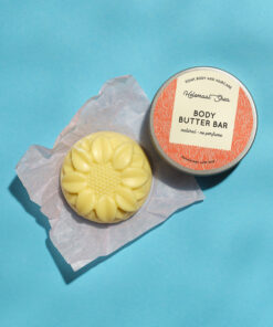 Body Butter Naturel - No Perfume 1-Helemaalshea